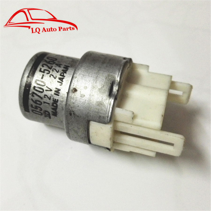Tig Welders Relay Denso 056700 5260 Round 4 Pin