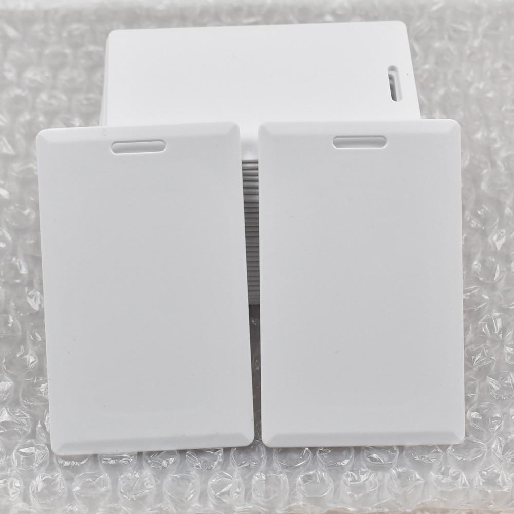 100pcs/lot 125KHz rfid tag EM ID TK4100/EM4100 Thick Card Access Control System card RFID Card free shipping 100pcs lot rfid card 125khz smart card tk4100 rfid tag 8 colour