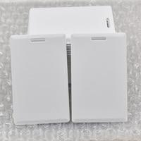 300pcs/lot 125KHz rfid tag EM ID TK4100/EM4100 Thick Card Access Control System card RFID Card