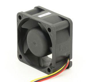 Image 2 - จัดส่งฟรี 3pin mute FD124020EB พัดลมระบายความร้อน 40x40x20 มม. สำหรับ Y.S Tech 12VDC 0.12A