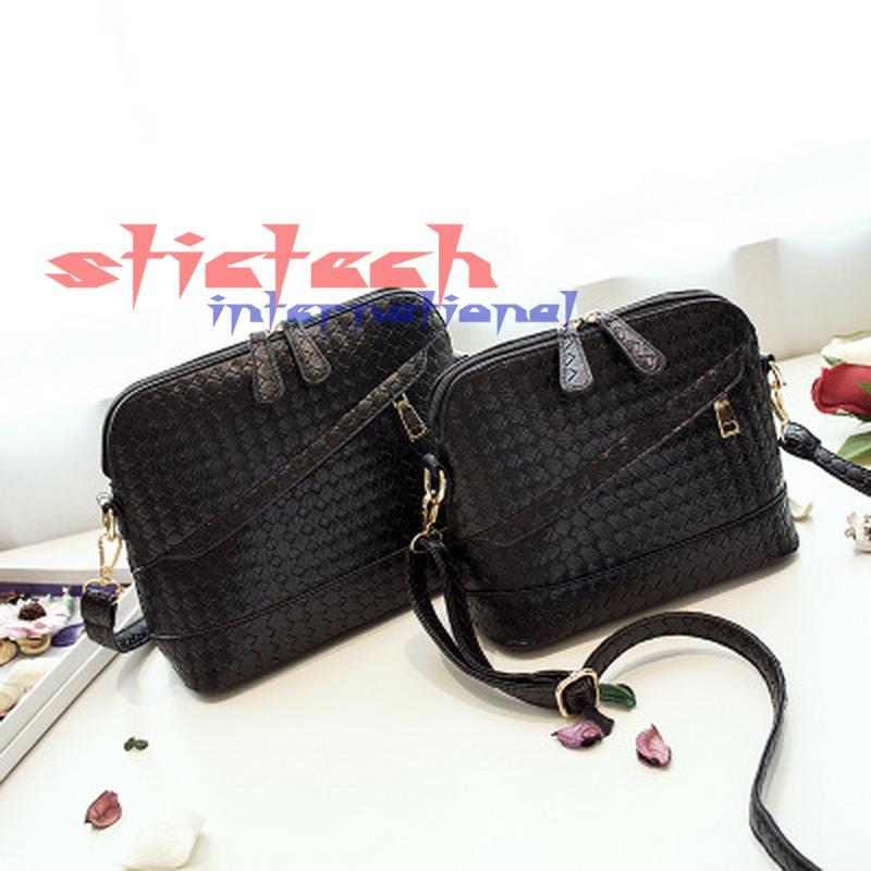 Zipper Sacs Small Double large Par Femmes Messenger Cuir Pcs Ou Tricot 10 Ems Pu Sac En Dhl École Petit Style Épaule aaHq6fS