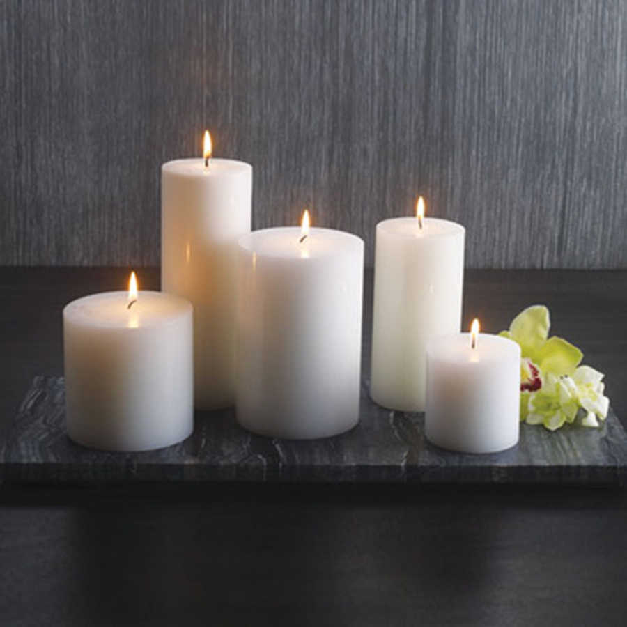 Art White Sparklers for Weddings Decoration Christmas Candle Birthday Velas Proposal Candles Home Decoration Romantic Party LZ24