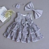 Baby Embroidered Christening Dress Toddler Princess Vestido Neonatal Baptism Vestido Infantil Dresses Girls Clothes for Autumn
