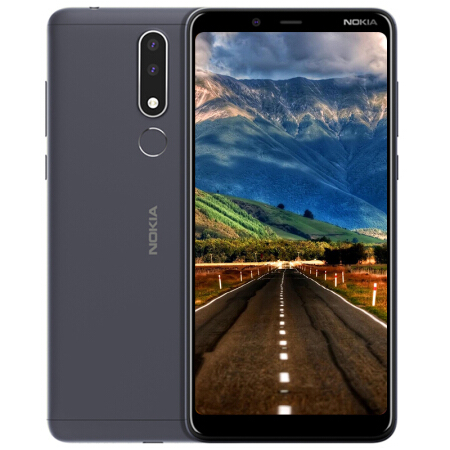 "NOKIA 3.1 Plus Smart Phone 6.0"" Helio P22 Octa-core RAM 3GB ROM 32GB Dual SIM + Micro SD Card Slot 3500mAh 4G Mobile Phone"