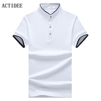 Large Size M 5 Xl Mileage Male T Shirt Activities Support Tile Collar T319 P25