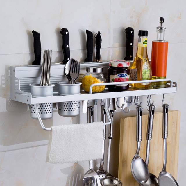 Kitchen Accesories Porcelain Undermount Sink Practical Accessories Multifunction Cooking Tools Storage Rack Holder Organizer