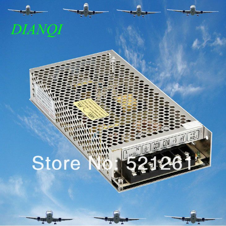 S-120-48 power supply 120w 48V 2.5A ac to dc converter adjustable output voltage cps 6011 60v 11a digital adjustable dc power supply laboratory power supply cps6011