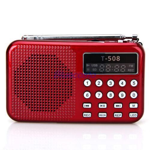 Радио FM MP3 USB