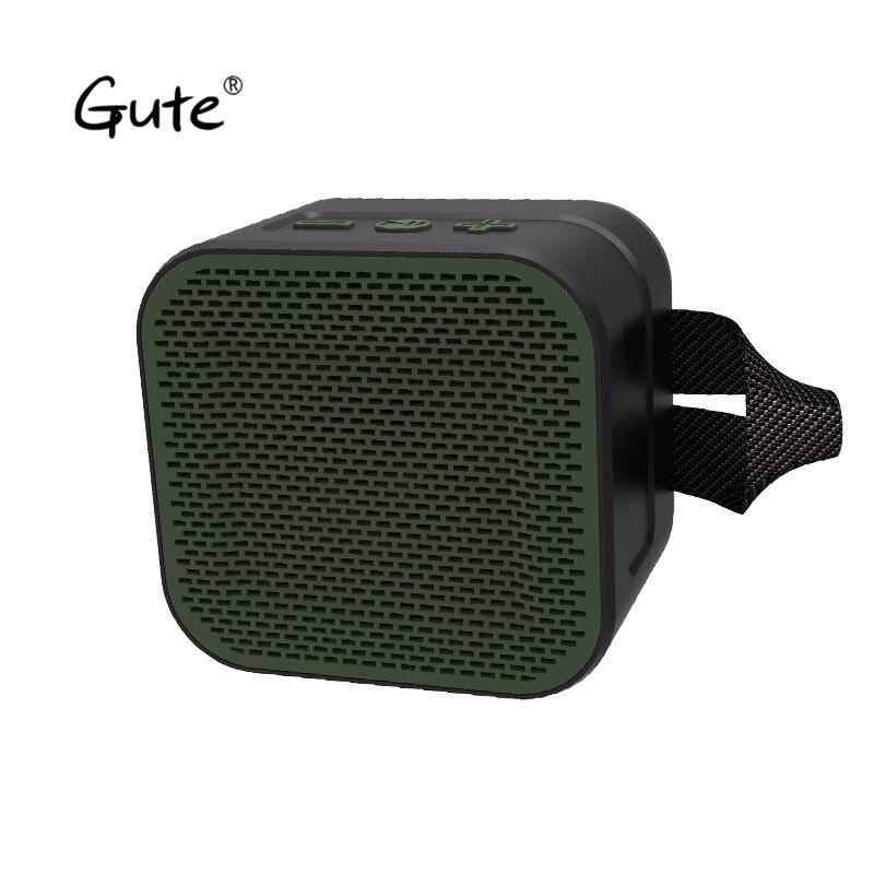 Gute 2019 extérieur étanche Bluetooth haut-parleur mode radio FM TF carte téléphone PC puissant portable sans fil haut-parleur mini xtr tod