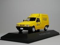 Auto Inn ixo 1:43 Fiat Fiorino Correios SEDEX Diecast model car