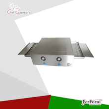 PF-EP-32 Stainless Steel Electric conveyor pizza oven chain pizza oven 32″ for commercial pizza