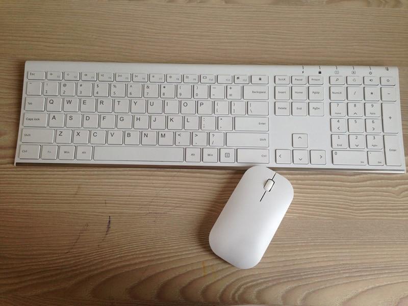B.O.W Ultra thin Metal wireless Slim keyboard B.O.W Ultra thin Metal wireless Slim keyboard HTB1dEYHh