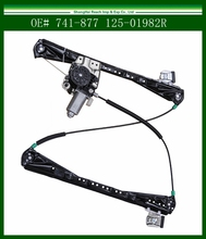 Передние Окна Силы Регулятор ж/Водитель Мотора Правой RH для Lincoln LS 00-02 S-Type OE #741-877 125-01982R/125-58740R(China (Mainland))