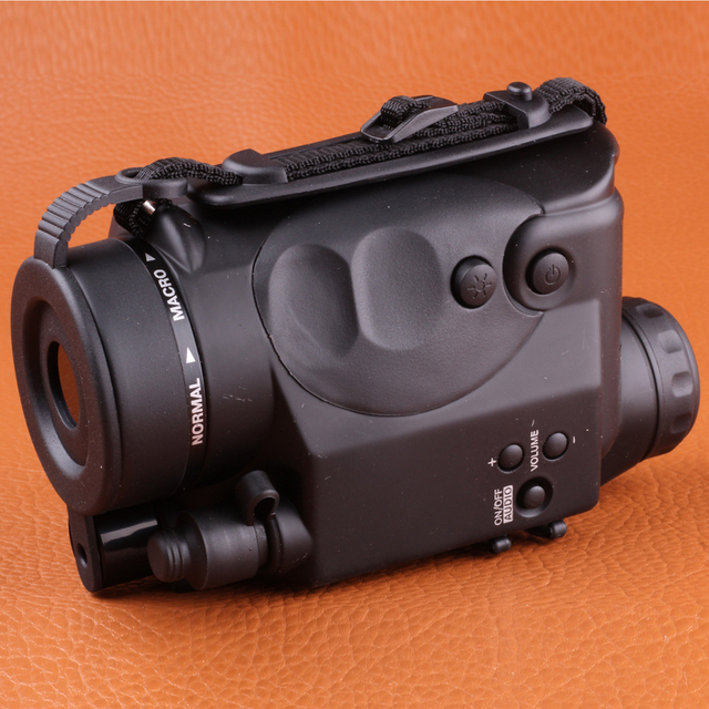 Cheap YUKON 2.5X42 Monitor Infrared Night Vision Recording Monocular Viking  Hunting Equipment  #24013