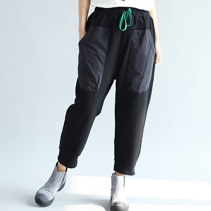 Popular Black Casual Trousers-Buy Cheap Black Casual Trousers lots ...