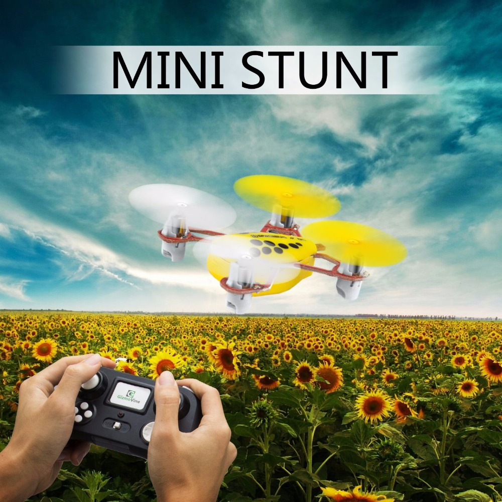 ET NANO Mini Drone 2.4G RC Toys 4CH 6Axis MiNi Quadcopter RC Pocket Helicopters High Speed Hobby Toys Kids Toys VS FQ777