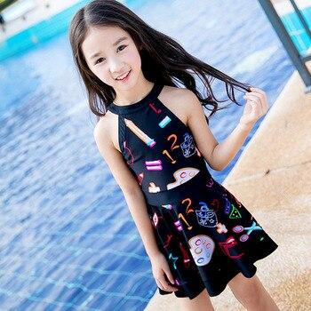 Letnie ubrania dla dzieci dziewczyna sukienka mieszanka bawełny bluzka bawełniana dziewczyna bez rękawów Backless szydełkowane wzór Party plaża sukienka