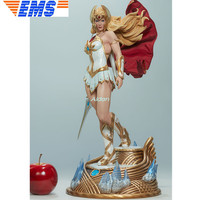 20 Anime Sexy Figures Statue He Man Bust She Ra Full Length Portrait PF Simulation Art Craft GK Action Figure Toy 51CM B1061