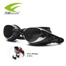 FEIUPE очки для плавания, анти-туман, УФ очки для плавания, гальванические очки для бассейна для мужчин и женщин, M621 Costumi Da Bagno Donna Natacion Hombre