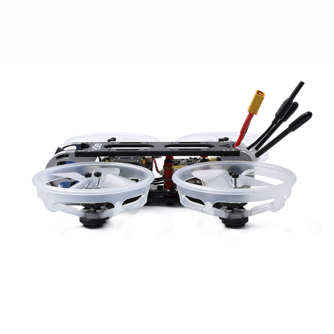 Image 3 - GEPRC CinePro 4K BNF/PNP FPV Racing Drone 4S Compatiable with F722/F405 Flight Controller 115mm 5.8g 48CH 500mW VTX-in Parts & Accessories from Toys & Hobbies