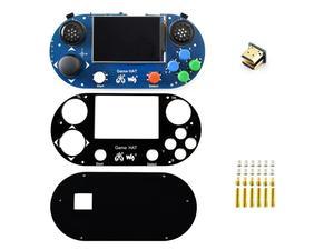 Image 2 - 라스베리 파이 a +/b +/2b/3b/3b +, 3.5 인치 ips 스크린, 480*320 픽셀 용 게임 콘솔/게임 모자. 60 프레임, 온보드 스피커, 이어폰 잭