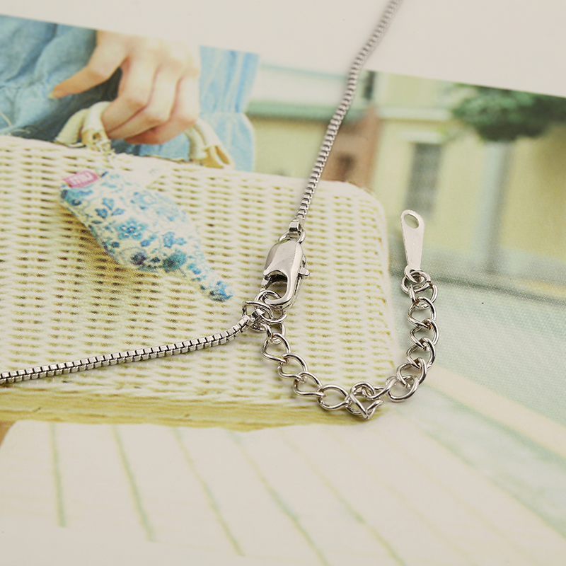 WAN JIE SHI PIN 12 konstelasi Pendant kalung Pendek inlay zircon - Perhiasan fashion - Foto 6