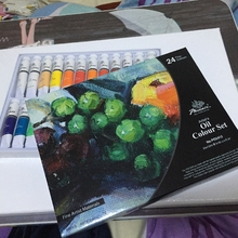Free Shipping Special offer Phoenix painting materials 24/18/12 color 12ml hand-painted creation pigment