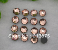 Wholesale SS20 5mm DMC Hotfix Crystals Rhinestone Beads Champagne 1440pcs/bag CPAM free Use for Garment Accessories 5#