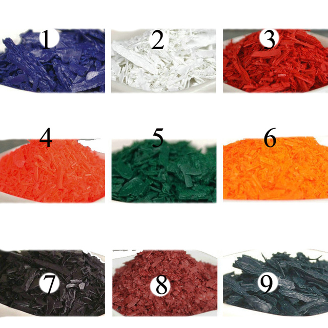10g DIY Candle Dye Paints for 2KG Soy Wax Candle Oil Colour Coloring ...