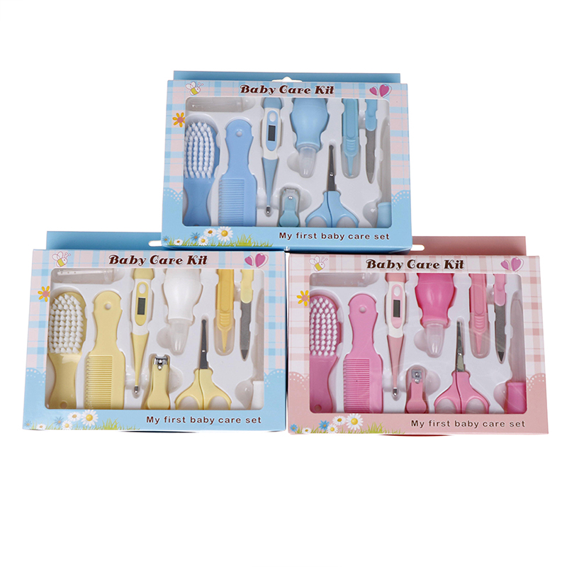 Newborn Baby Tool Kits Kids Grooming Kit Safety Cutter Nail Care Set For Baby