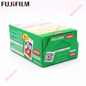 Image 3 - Fuji Fujifilm Instax Mini 8 Film Blanc 2 Packs 40 Vellen Film Voor Mini 11 7 7S 8 9 90 25 55 Delen SP 1 Instant Camera