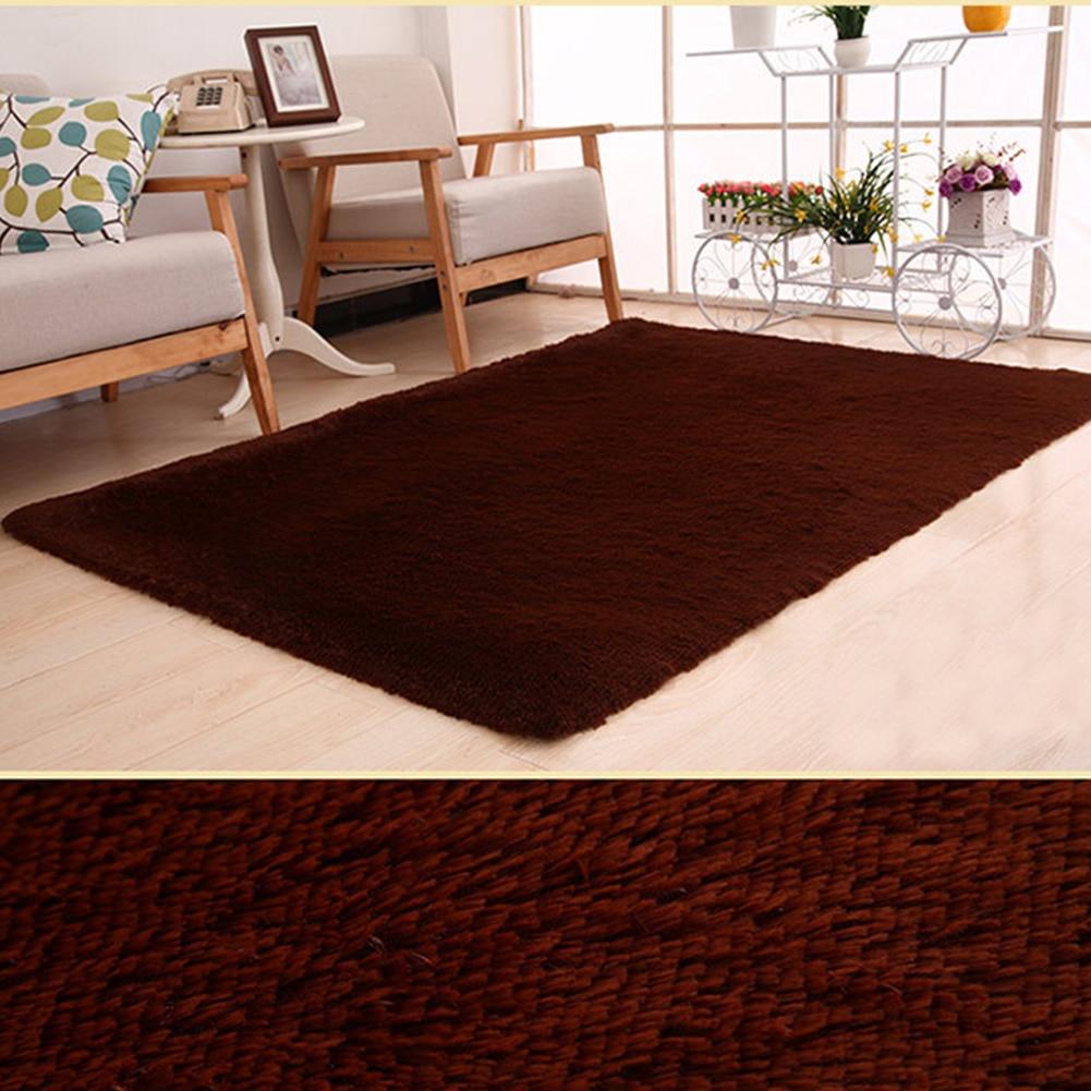 Cotton Carpet Living Room Dining Bedroom Area Rugs Anti: Anti Skid Carpet Large Plush Shaggy Thicken Soft Carpet