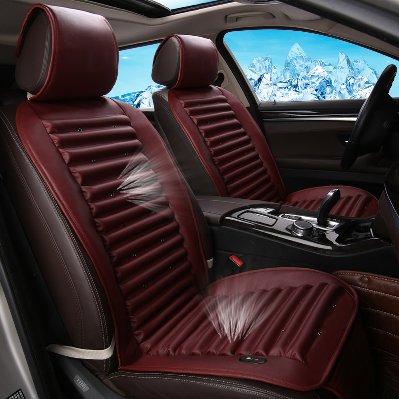 Elextric cooling car Seat Cover leather mats for ford focus 3 2016 mk fusion fusion 2007 & Popular Ford Seat Focus-Buy Cheap Ford Seat Focus lots from China ... markmcfarlin.com