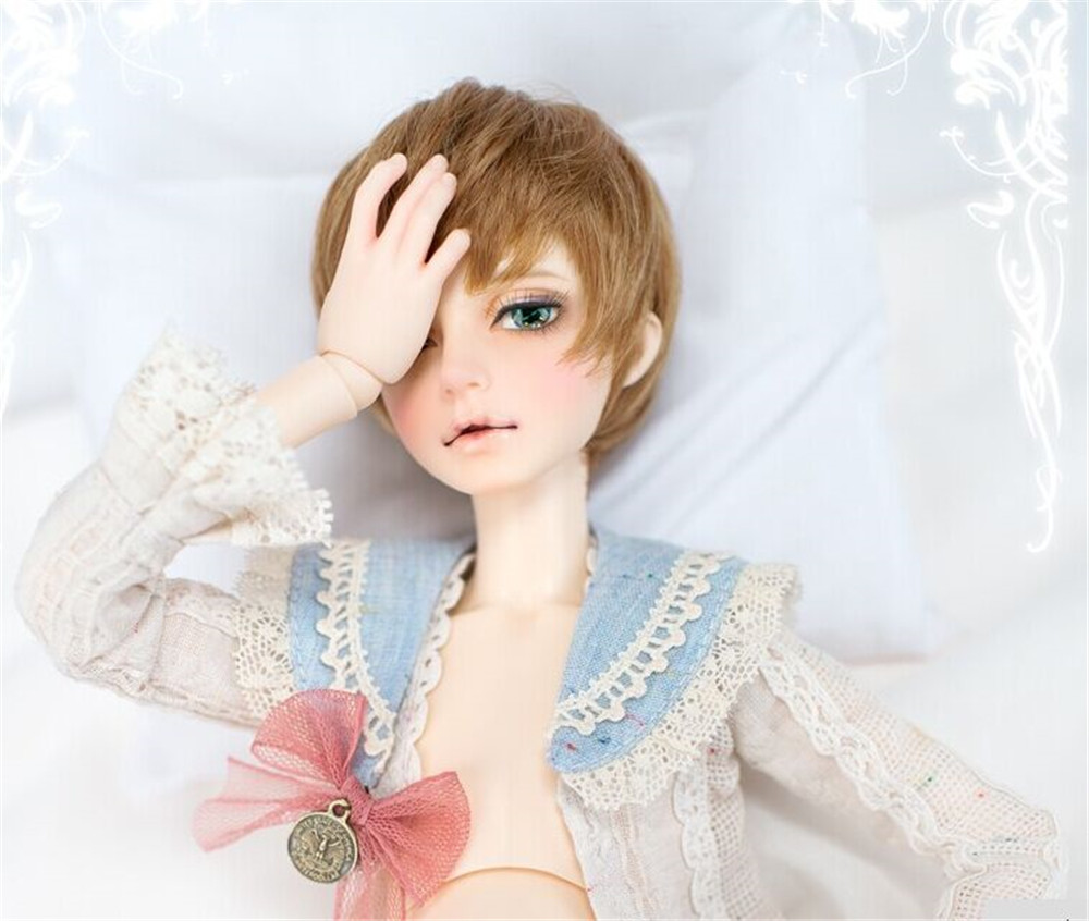 BJD 1/4doll- mika Joint Doll Free Eyes stenzhorn bjd doll 1 4doll unoa lusis joint doll free eye
