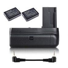 JINTU Вертикальная Батарейная ручка+ 2 шт LP-E10 комплект для Canon EOS 1100D 1200D 1300D/Rebel T3 T5 T6/kiss X50/70 SLR камера ж/полупресс