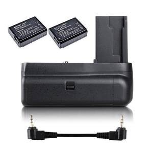 JINTU LP-E10 + 2 pcs Vertical Battery Grip for Canon EOS 1100D 1200D 1300D/Rebel