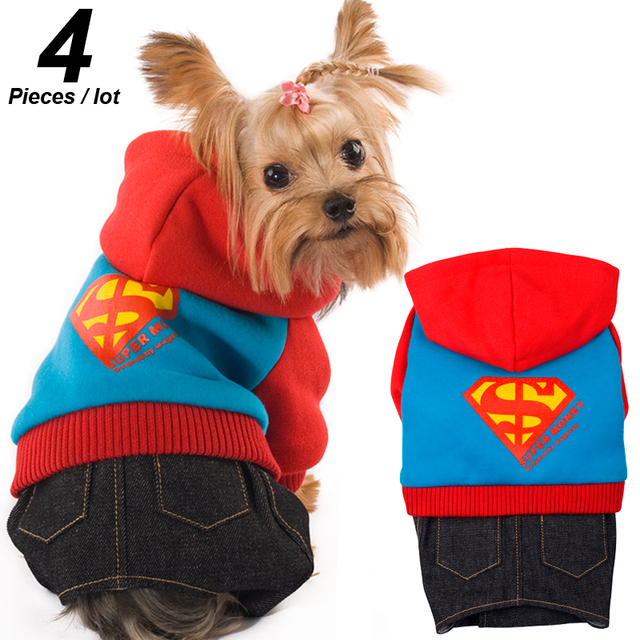 73b9222fb594 Pet Clothing Wageton SUPER MONEY Designer Dog Clothes Tops with Kawaii  Shorts Factory Direct Wholesale Puppy Coat 4 Pieces/Lot