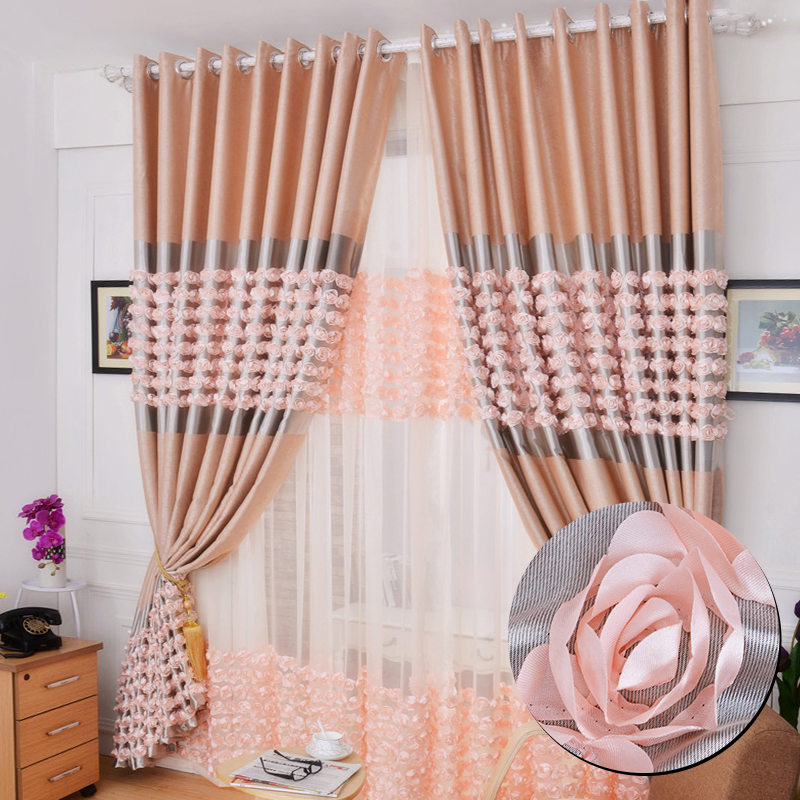 Fine Contemporary Curtains For Living Room Mold - Living Room ...