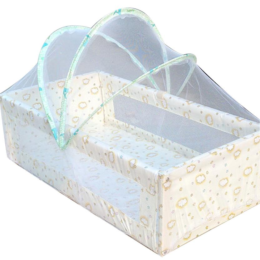 Universal baby mosquito net cradle bed mosquito net Eve baby safety arch door nets 2O0607