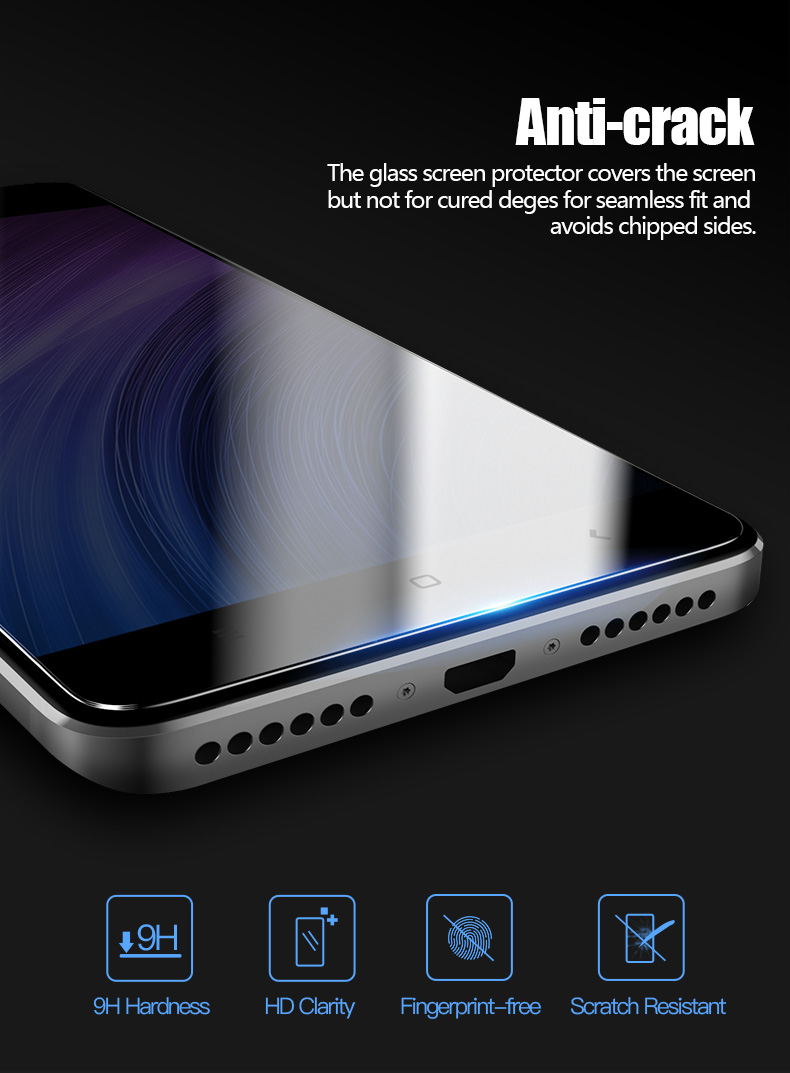 Cafele Hd Clear Tempered Glass For Xiaomi Redmi 4 4pro 4x Ultra Thin Smile Redmi4x Aeproduct