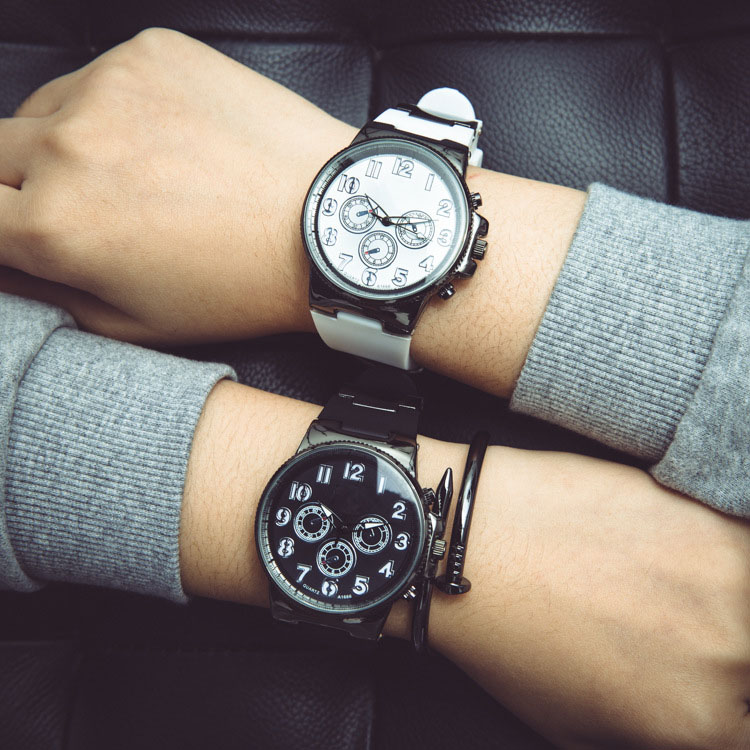 New 2017 Classic Men Quartz Watch Luminous Leather Band Wristwatch Fashion Casual Dress Business Sport Clock Relogio Masculino casual leather band mens watch fashion business analog display quartz wristwatches montre homme water resistant luminous clock