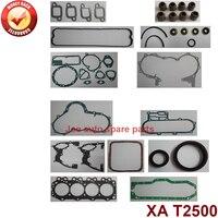 XA complete repair Overhaul engine full gasket set kit for Mazda T2500 2.5L