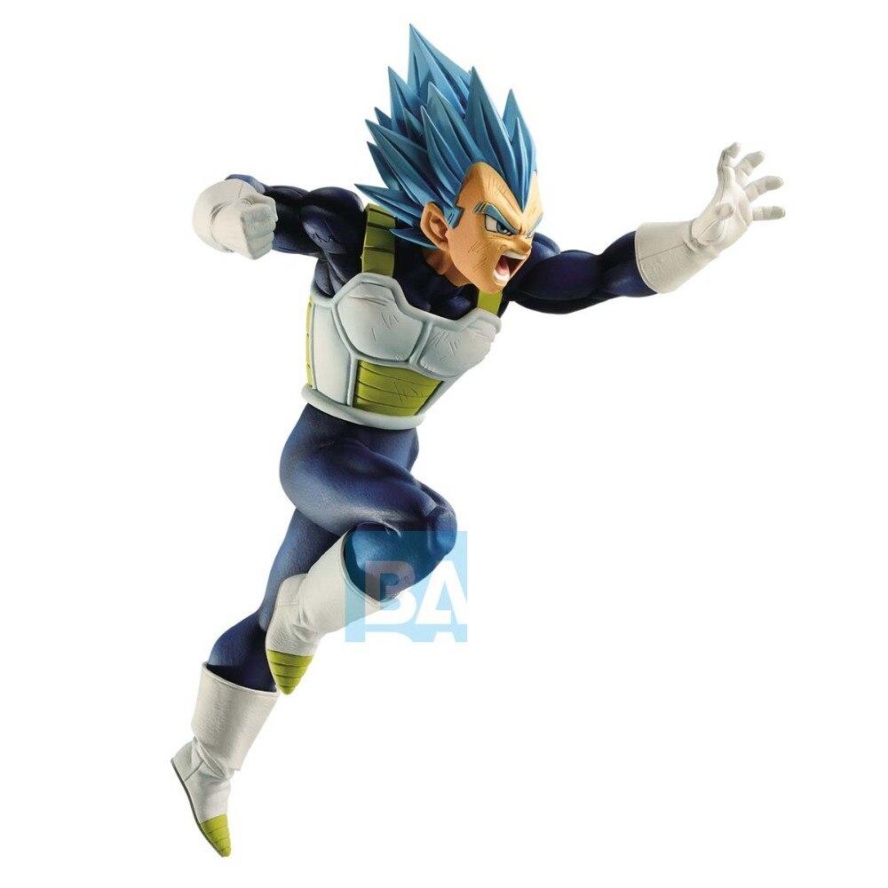 Final Flash Vegeta Super Saiyan DX Pvc Figure Banpresto DRAGON BALL Z