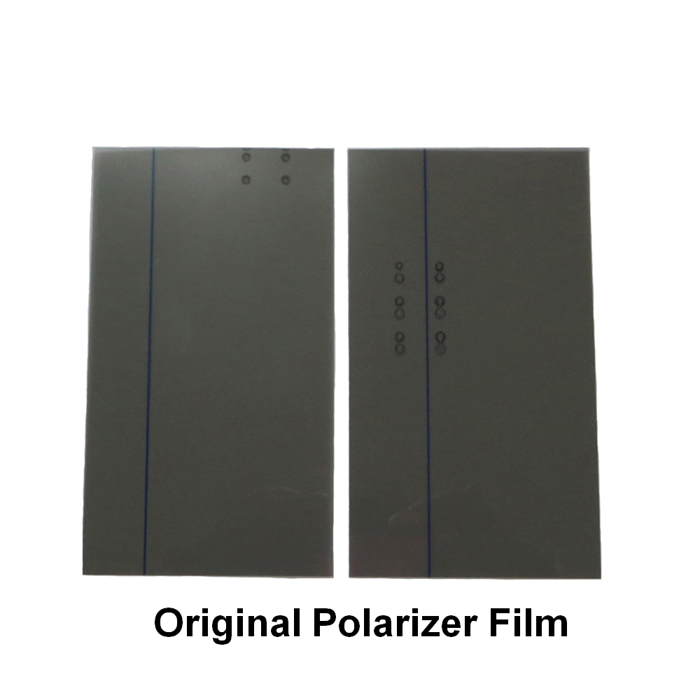4 7 inch LCD Polarizer Film Polarized Light Film For iPhone 5 6G 7G 8G 8Plus
