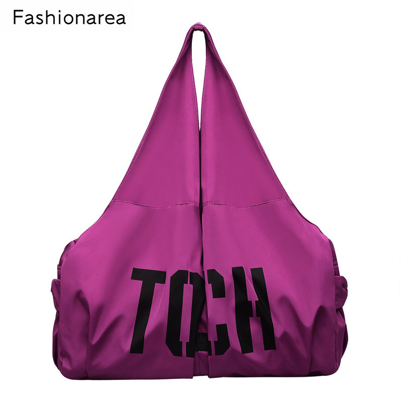 High Quality Women Handbags Waterproof Shoulder Bags Lightweight Handbags Letter Print L ...