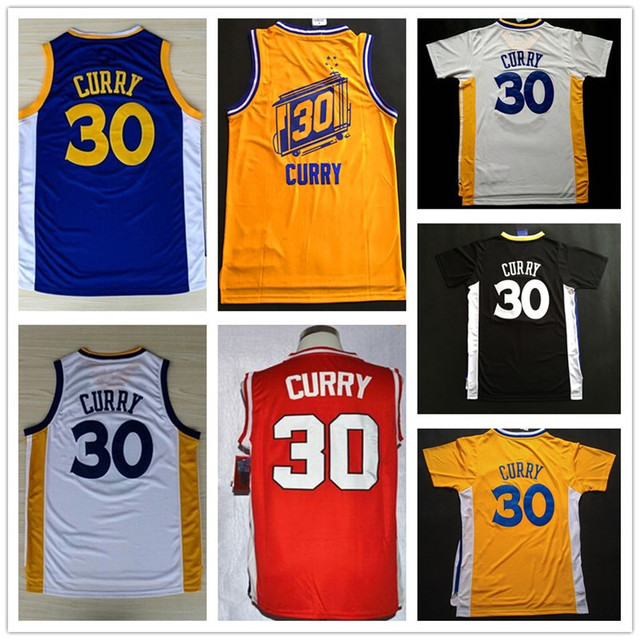 03bb6d041 2016 #30 Stephen Curry Jersey Stitched,College Throwback Basketball Jersey  Curry,Sport Term USA Steph Curry Jersey Kids Black
