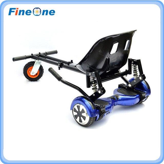 Go Kart eléctrico hoverboard Asientos hoverkart con amortiguador ...