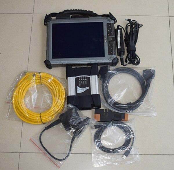 Xplore ix104 планшет с для BMW ICOM следующий SSD супер экспертный режим программное обе ...