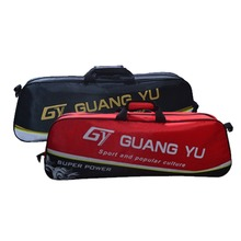 Bag Badminton-Backpack Training-Racket Sports-Bag 3PCS Professional Large Sized