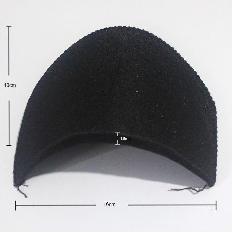 Губчатая подушечка на плечо/тонкая подушечка на плечо/Летняя и зимняя/костюм футболка рубашка одежда тонкая губчатая подушечка - Цвет: 1.5cm